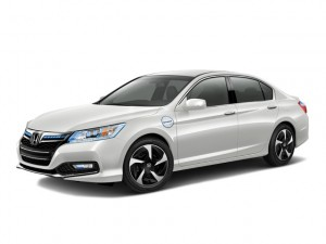 Honda Accord Plug-In